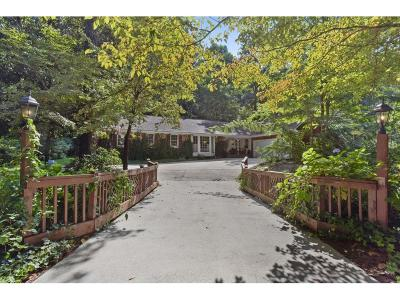 Sandy Springs Single Family Home For Sale: 7265 Hunters Branch Drive