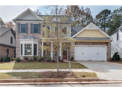 Alpharetta GA Single Family Home For Sale: $639,769