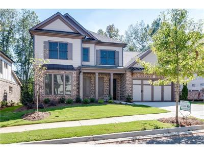 Alpharetta, Dunwoody, Johns Creek, Milton, Roswell, Sandy Springs Single Family Home For Sale: 2825 Cogburn Pointe