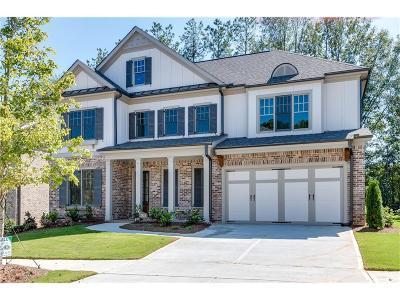 Alpharetta, Dunwoody, Johns Creek, Milton, Roswell, Sandy Springs Single Family Home For Sale: 2835 Cogburn Pointe