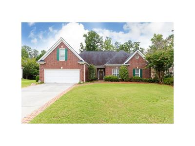 Marietta Single Family Home For Sale: 4046 Cloister Drive