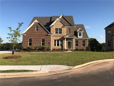Suwanee Single Family Home For Sale: 3835 Laurel Lake Pointe