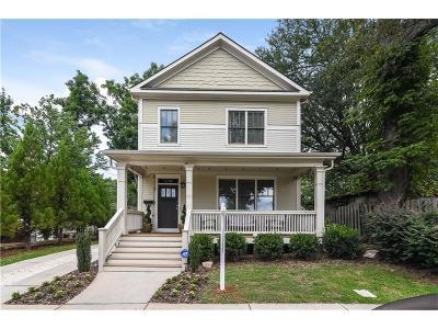 Atlanta Single Family Home For Sale: 370 Pavillion Street SE