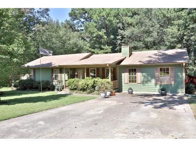 Snellville Single Family Home For Sale: 2881 Oakwilde Court