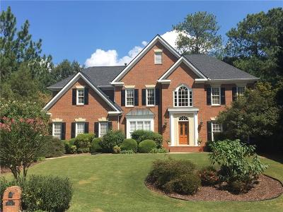 Johns Creek Single Family Home For Sale: 10305 Oxford Mill Circle