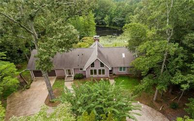 Woodstock Single Family Home For Sale: 4684 Waters Road