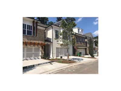 Johns Creek GA Condo/Townhouse For Sale: $471,811