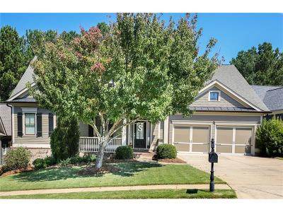 Dallas Single Family Home For Sale: 204 Misty Hill Trail
