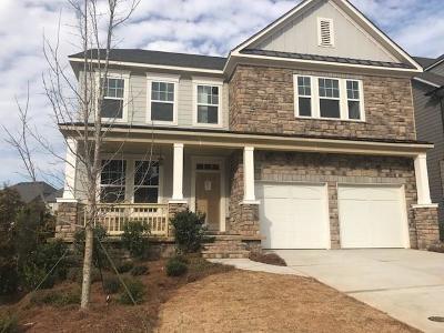 Woodstock Single Family Home For Sale: 428 Barnett Street