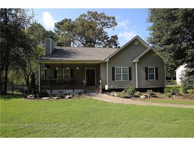 Gainesville Single Family Home For Sale: 9105 Freeland Road
