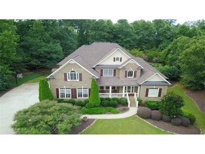 Milton  Single Family Home For Sale: 153 Eagles Ridge