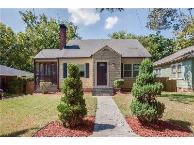 Atlanta Single Family Home For Sale: 44 Leslie Street NE