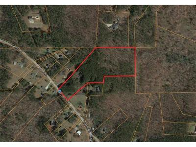 Douglas County Residential Lots & Land For Sale: 5490 Liberty Road