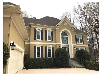 Duluth Single Family Home For Sale: 1020 Palmetto Dunes Drive