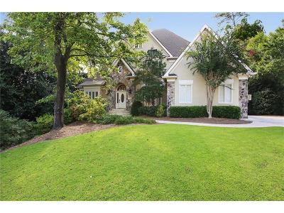 Sandy Springs Single Family Home For Sale: 220 Northland Ridge Trail