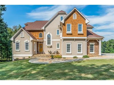 Cumming Single Family Home For Sale: 6704 Mountain Lake Lane