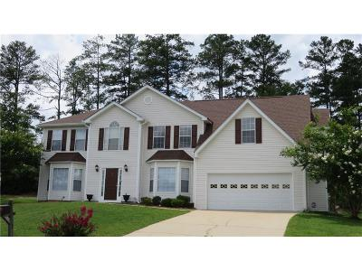 Lithonia Single Family Home For Sale: 2374 Harmony Ridge Court