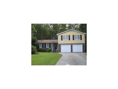 Conyers Single Family Home For Sale: 2253 Hampton Trail