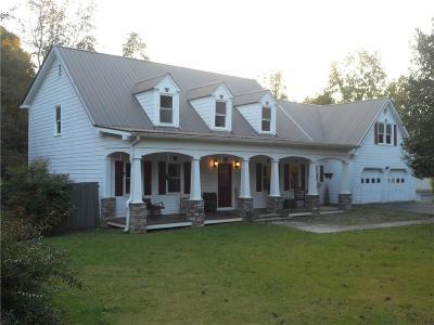 Cumming Single Family Home For Sale: 2575 Dr Bramblett Road