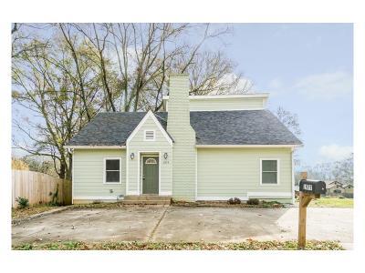 Atlanta Single Family Home For Sale: 1977 Memorial Drive SE