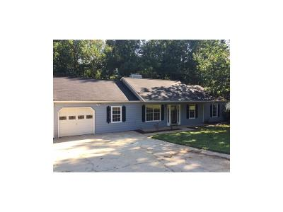 Douglasville Single Family Home For Sale: 3840 Greenbrook Drive