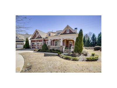 Marietta Single Family Home For Sale: 1582 Bungalow Park Lane