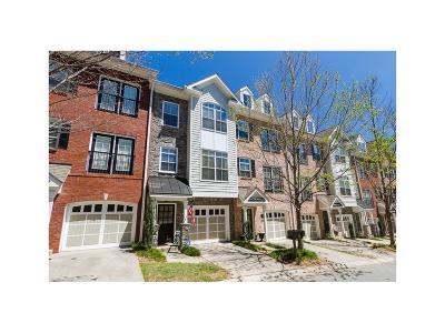 Atlanta Condo/Townhouse For Sale: 5590 Glenridge Park #1206