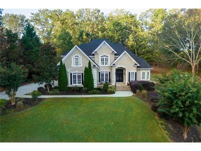 Alpharetta Single Family Home For Sale: 515 Champions View Drive