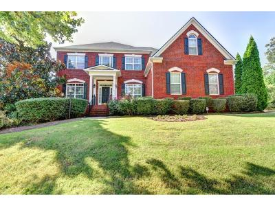 Marietta Single Family Home For Sale: 3307 Ebenezer Farm Road
