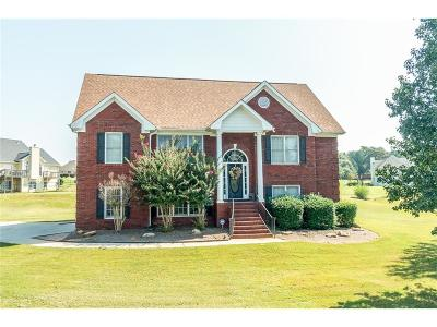 Conyers Single Family Home For Sale: 2028 Lost Meadow Lane SW