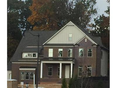 Marietta Single Family Home For Sale: 2737 Ellery Way