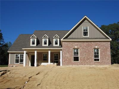 Buford Single Family Home For Sale: 3985 Old Friendship Road