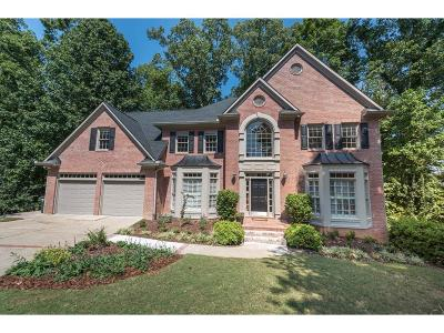 Marietta Single Family Home For Sale: 1866 Whitmire Place