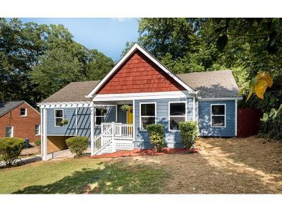 Atlanta Single Family Home For Sale: 84 Warren Street SE