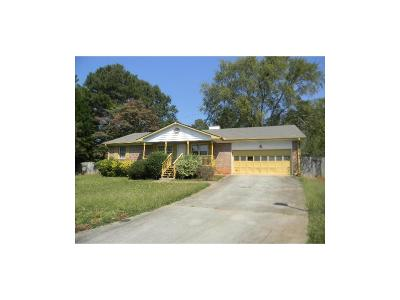 Conyers Single Family Home For Sale: 2787 Bridle Path SE