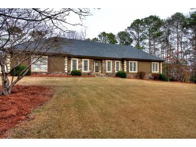 Cartersville Single Family Home For Sale: 39 Johnston Row