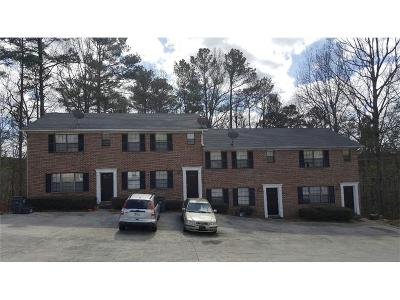 Snellville Multi Family Home For Sale: 2670 Parkside Way