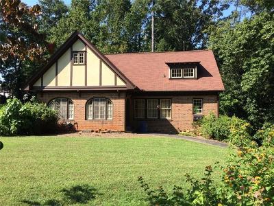 Decatur Single Family Home For Sale: 216 Glendale Avenue