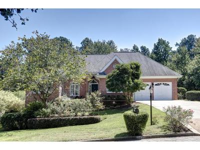 Dunwoody Single Family Home For Sale: 2425 William Court