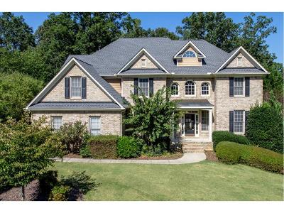 Forsyth County Single Family Home For Sale: 4545 Summerwood Drive