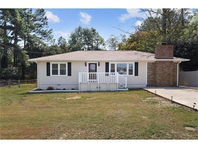Marietta Single Family Home For Sale: 840 Brackett Road