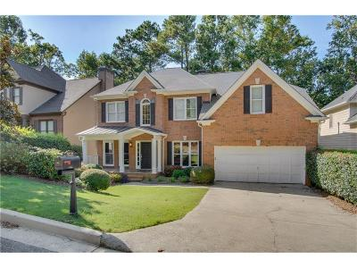 Alpharetta Single Family Home For Sale: 1020 Compass Pointe Chase