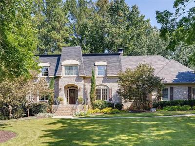 Dunwoody Single Family Home For Sale: 1846 Leiden Court