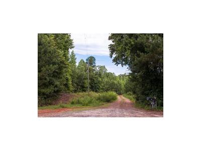 Carroll County Residential Lots & Land For Sale: Spearman Road
