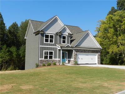 Acworth Single Family Home For Sale: 979 Madison Terrace