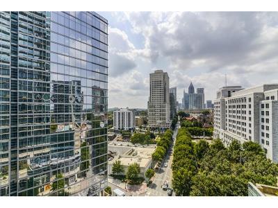 Atlanta Condo/Townhouse For Sale: 1080 Peachtree Street NE #1209