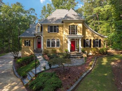Peachtree City Single Family Home For Sale: 1002 Mickleton Lane