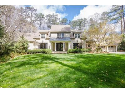 Atlanta Single Family Home For Sale: 991 Somerset Drive NW