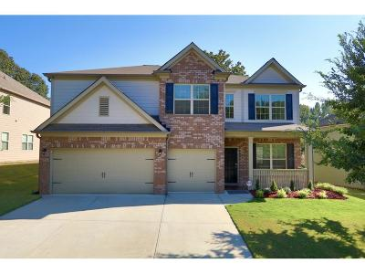Cumming Single Family Home For Sale: 5785 Willow Oak Pass
