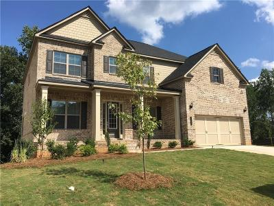 Buford Single Family Home For Sale: 4691 Point Rock Drive